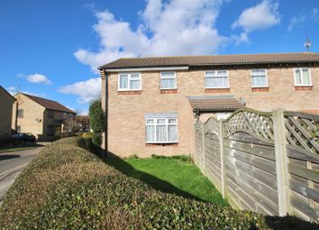 Thumbnail 3 bedroom end terrace house for sale in Burcote Drive, Portsmouth