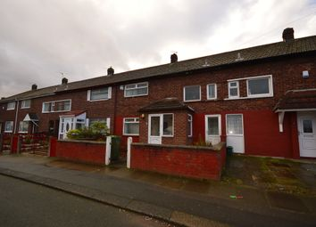 Thumbnail 3 bedroom terraced house for sale in St. Georges Grove, Bootle