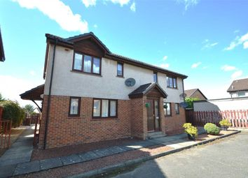 Thumbnail 1 bed flat for sale in Strathview Road, Bellshill