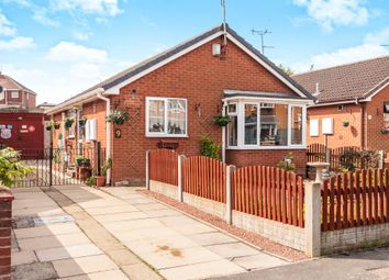 Thumbnail 2 bed detached bungalow for sale in Greenwood Avenue, Upton, Pontefract