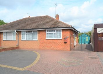 Thumbnail 2 bed bungalow for sale in Eaton Crescent, Lower Gornal