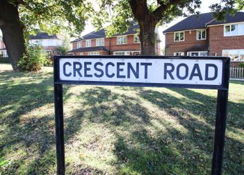 Thumbnail 2 bed flat for sale in Crescent Road, Warley, Brentwood