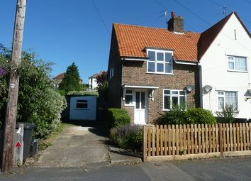 Thumbnail 3 bed property to rent in Vale Road, Seaford