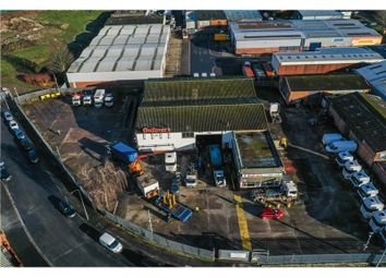 Thumbnail Warehouse for sale in Gulliver's Truck Hire, Brindley Road, Cardiff, UK