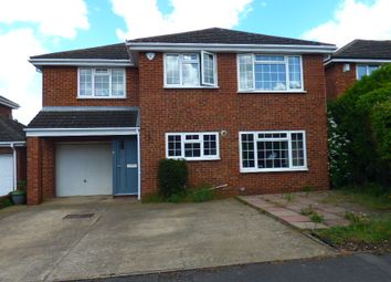Thumbnail 5 bed detached house to rent in Tidbury Close, Woburn Sands