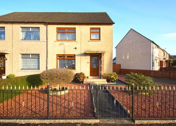 Thumbnail 3 bed terraced house for sale in Broomhill Road West, Kilmarnock