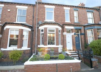 Thumbnail 4 bed terraced house for sale in Lindley Street, York