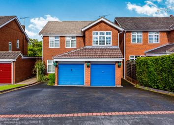 Thumbnail 4 bed detached house for sale in Hollow Lane, Draycott-In-The-Clay, Ashbourne