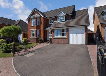 Thumbnail 4 bedroom detached house for sale in Barrachnie Place, Garrowhill, Glasgow
