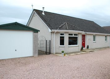 Thumbnail 4 bed detached bungalow for sale in Dundee Road, Kettins