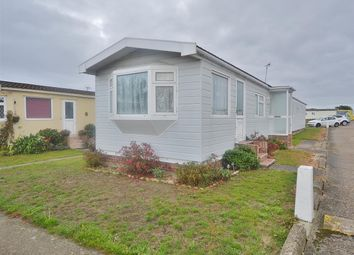 Thumbnail 1 bed mobile/park home for sale in Meadow View Park, St. Osyth Road, Little Clacton, Clacton-On-Sea