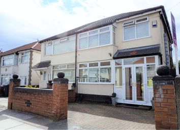 Thumbnail 3 bed semi-detached house for sale in Jeffereys Crescent, Liverpool