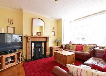 Thumbnail 4 bed semi-detached house for sale in Highfield Road, Worthing, West Sussex