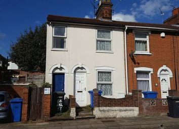 Thumbnail 2 bedroom terraced house for sale in Ann Street, Ipswich