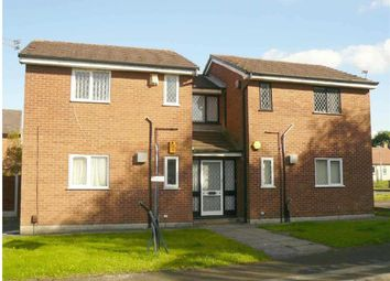 Thumbnail 1 bed flat to rent in Stapleford Close, Wythenshawe, Manchester
