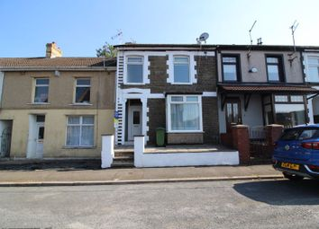 Thumbnail 3 bed terraced house for sale in Bedw Road, Cilfynydd, Pontypridd