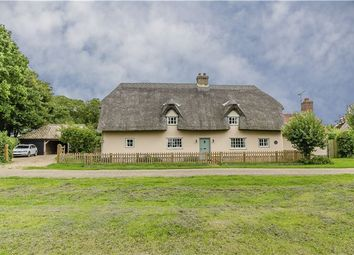 Thumbnail 4 bed cottage for sale in West Green, Barrington, Cambridge