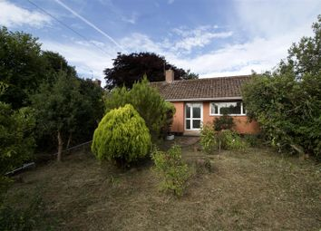 Thumbnail 2 bed detached bungalow for sale in Exeter Road, Silverton, Exeter