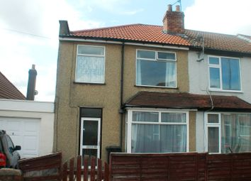 3 bed end terrace house to rent in Toronto Road, Horfield, Bristol BS7