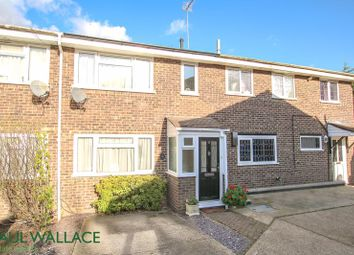Thumbnail 3 bed terraced house for sale in Tovey Close, Nazeing, Waltham Abbey