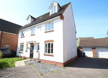 Thumbnail 6 bed detached house for sale in Walker Chase, Grange Farm, Kesgrave, Ipswich
