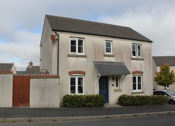 Thumbnail 3 bed semi-detached house for sale in Buttercup Meadow, Launceston, Cornwall