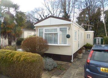 Thumbnail 2 bed mobile/park home for sale in Addlestone Road, Addlestone
