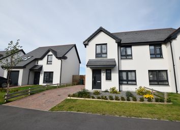 Thumbnail Semi-detached house for sale in Falconer Avenue, Forres