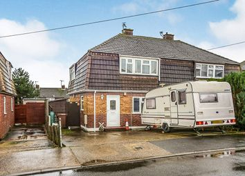 3 bed semi-detached house for sale in Wylie Road, Hoo, Rochester, Kent ME3