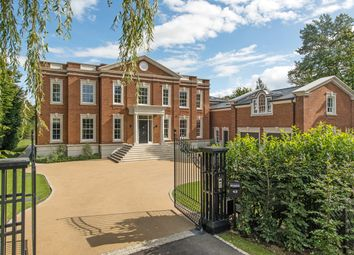 Thumbnail 6 bed detached house for sale in Princes Drive, Oxshott, Leatherhead