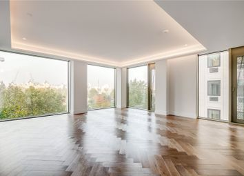 Thumbnail 3 bedroom flat to rent in Belvedere Road, Southbank Place, Waterloo, London
