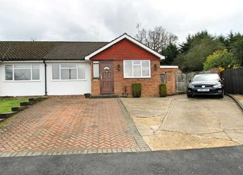 Thumbnail 3 bed semi-detached bungalow for sale in Clarence Close, Bushey Heath WD23.