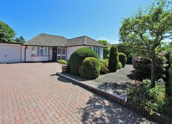 Thumbnail 2 bed detached bungalow for sale in Chestnut Road, Brockenhurst