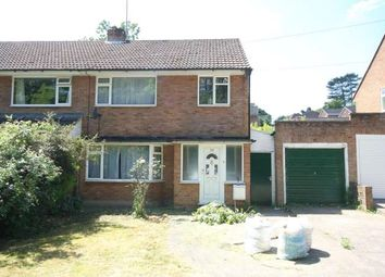 Thumbnail 3 bed semi-detached house to rent in Beechfield Road, Hemel Hempstead