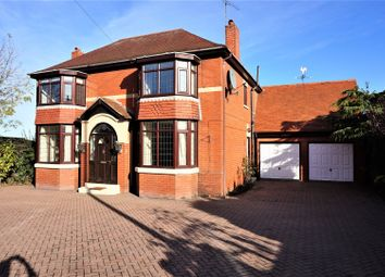 Thumbnail 5 bed detached house for sale in Doncaster Road, Worksop