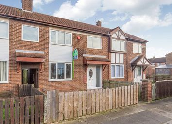 Thumbnail 3 bed terraced house to rent in Sandringham Road, Grangetown, Middlesbrough