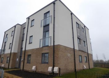 Thumbnail 2 bed flat for sale in Hartley Avenue, Fengate, Peterborough
