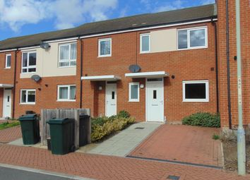 Thumbnail 3 bed terraced house to rent in Waltham Place, South Ashford, Ashford
