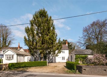 Thumbnail 4 bed detached house for sale in Bramdean, Hampshire