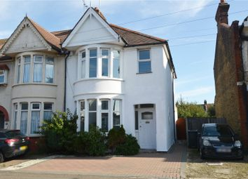 Thumbnail 3 bed end terrace house for sale in Christchurch Road, Southend-On-Sea