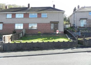 Thumbnail 3 bed semi-detached house to rent in Dan Y Bryn, Tonna, Neath, Neath Port Talbot
