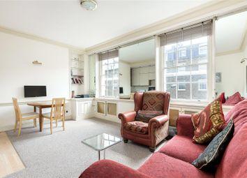 Thumbnail 1 bedroom flat for sale in Ebury Street, Belgravia, London