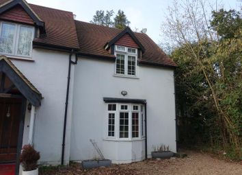 Thumbnail 2 bedroom cottage to rent in Balcombe Road, Horley