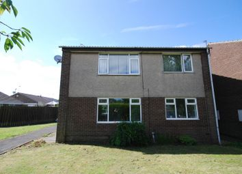 Thumbnail 2 bed flat for sale in Warbeck Close, Newcastle Upon Tyne