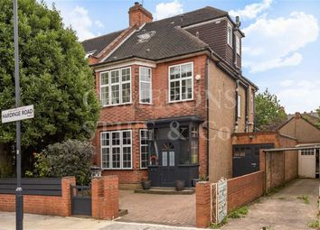 Thumbnail 4 bedroom semi-detached house for sale in Hardinge Road, Kensal Rise, London