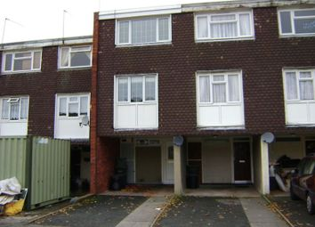 Thumbnail 3 bed terraced house to rent in Yardley Close, Oldbury