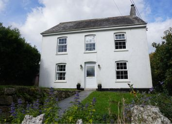 Thumbnail 4 bed detached house for sale in Bilberry, St. Austell
