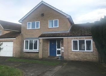 Thumbnail 3 bed property to rent in Wesley Road, North Wootton, King's Lynn
