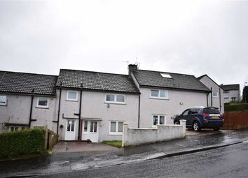 Thumbnail 3 bed terraced house for sale in 202, Burns Road, Greenock