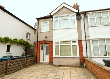 Thumbnail 4 bed end terrace house for sale in Lakehall Gardens, Thornton Heath